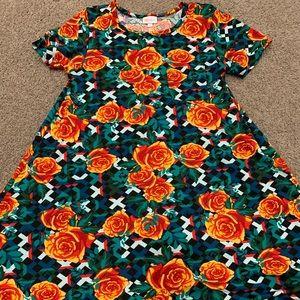 XS Carly lularoe dress